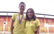 Tú Chinh lại bỏ xa đối thủ giành HCV 200 m giải Thái Lan mở rộng