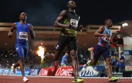 Usain Bolt tiếp tục 'vô đối' ở Diamond League