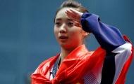 Cận cảnh nét đẹp cô gái vàng wushu Việt Nam