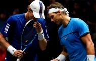 """Laver Cup 2017: Berdych & Nadal """"phá"""" ngày vui của đội châu Âu"""