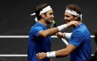 Điểm tin thể thao 26/09: Federer phấn khích hậu Laver Cup; Nadal buông lời phũ với 'Tàu tốc hành'