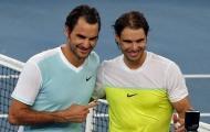 Điểm tin thể thao 27/09: Federer choáng nhẹ với Nadal; Ngai vàng quần vợt nữ thời mất giá