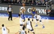 Highlights NBA Preseason: Golden State Warriors 142-110 Minnesota Timberwolves