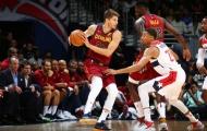 Highlights NBA Preseason: Washington Wizards 102-94 Cleveland Cavaliers