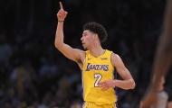 LA Lakers nhận tin buồn từ Lonzo Ball