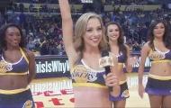 Gặp gỡ các cô nàng quyến rũ của Los Angeles Lakers