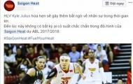 Điểm tin thể thao 22/10: Saigon Heat cảnh báo công thần; Lão tướng 37 tuổi gây sốt tại giải triệu đô