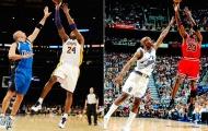 Những cú bắn Fadeaway, vũ khí 'chết người' của sao NBA