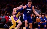 Blake Griffin bật mí lý do đồng ý ở lại Clippers