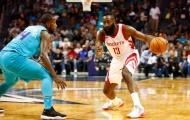 Bùng nổ với triple-double, Harden lĩnh xướng Rockets thiêu rụi 'bầy Ong'