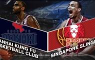 18h30 ngày 17/11, Nanhai Kung Fu vs Singapore Slingers: Giải mã ẩn số