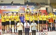 Khánh Hòa vô địch bóng chuyền quốc gia sau 9 năm chờ đợi