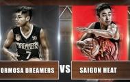 14h00 ngày 06/01, FMS Dreamers vs Saigon Heat: 'Rửa hận' ngày đầu năm