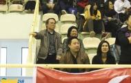 Những hình ảnh cảm xúc tại giải bóng rổ học sinh trung học phổ thông Hà Nội