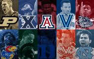 Điểm danh 10 đội bóng tinh hoa của sinh viên Mỹ sẽ khuấy đảo mùa giải NCAA 2018