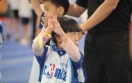 Những nét đáng yêu khó cưỡng của Jr.NBA tại Đà Nẵng