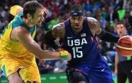 Tuyển Mỹ khiến fan bóng rổ phát sốt với trận đấu đỉnh cao cùng tuyển Úc sắp tới