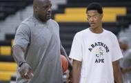 Khi con trai các siêu sao NBA lần đầu tiên thi đấu tại sân NBA