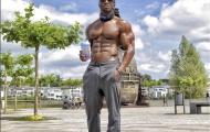 Ulisses Jr: Vận động viên thể hình nổi tiếng thế giới với cơ thể ấn tượng