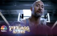 Show truyền hình thực tế về Fitness của The Rock chuẩn bị lên sóng