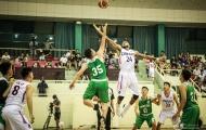 Giải đấu Hanoi Basketball League 2018 chính thức khởi tranh