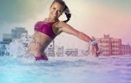 Aqua Zumba - phương pháp giảm cân mới cho phái đẹp hè này