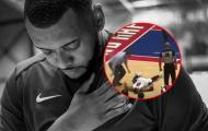 Đột quỵ ngay trên sân, cầu thủ NBA G-League qua đời