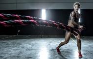 Battle Rope - bài tập đập dây thần thánh của những nhà vô địch