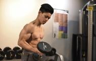Tập thể hình mà ăn chay thì có lên được cơ bắp không ?