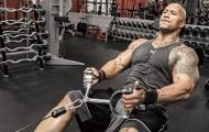 Chế độ dinh dưỡng và luyện tập điên cuồng của 'The Rock'