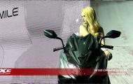 Dàn mẫu tây hút hồn bên cạnh dòng xe máy mang công nghệ Noodoe