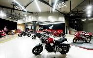 Trong ngày khai trương, Honda Moto nhận tới 160 đơn hàng