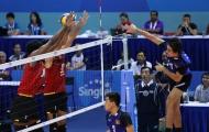 Hạ kình địch Thái Lan, bóng chuyền nam Việt Nam gây sốc