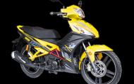 Xe số thể thao SYM Sport Rider 125i thêm màu mới, giá từ 32 triệu đồng