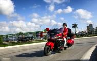 Cận cảnh Honda Gold Wing 40th Anniversary Edition phiên bản đặc biệt tại Việt Nam