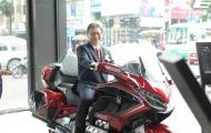Cận cảnh Honda GoldWing 1,2 tỷ đồng: mẫu mô tô đắt nhất của Honda Moto Việt Nam