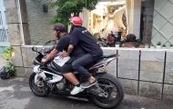BMW S1000RR bị trộm lúc sáng sớm tại Sài Gòn