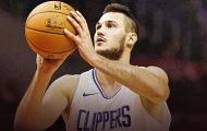 Cầu thủ của đội Los Angeles Clippers, Danilo Gallinari, sẽ tới TP.HCM