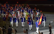 Đoàn TTVN dự Asiad 2018: Tinh giảm còn 2 phó đoàn