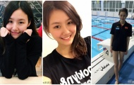 Liu Xiang, 'nữ thần bơi lội' của Trung Quốc