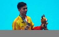Nguyễn Huy Hoàng nói gì sau khi lập kỳ tích tại ASIAD 2018?