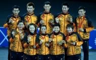 Tuyển cầu lông Malaysia rúng động vì nghi án 'cá độ'