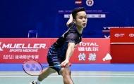 Sao trẻ Indonesia hạ liền bốn cao thủ tại giải cầu lông Trung Quốc