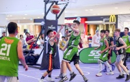 Chi tiết lịch thi đấu của giải bóng rổ FiBA 3x3 SSA Hà Nội