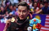 Lee Chong Wei chiến thắng bệnh ung thư