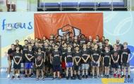 Những gương mặt rạng rỡ tại Hội trại bóng rổ Thang Long Warriors