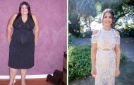 Cô gái người Australia giảm cân như thế nào với số lượng hơn 135 kg?