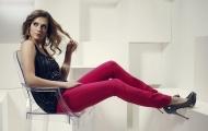 Bí quyết giúp bông hồng lai Lyndsy Fonseca nghiễm nhiên lọt top 10 phụ nữ đẹp nhất thế giới