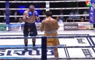 'Huyền thoại Muay' thiệt mạng sau khi cú knock-out trên sàn đấu