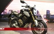 Soi chi tiết 'ăn tiền' trên Honda CB650R 2019 vừa lộ diện tại EICMA 2018